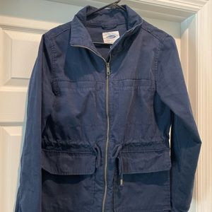Old Navy Utility navy blue Jacket